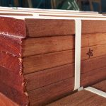 Thinking Outside the Trends: Red Balau Decking, Part 1