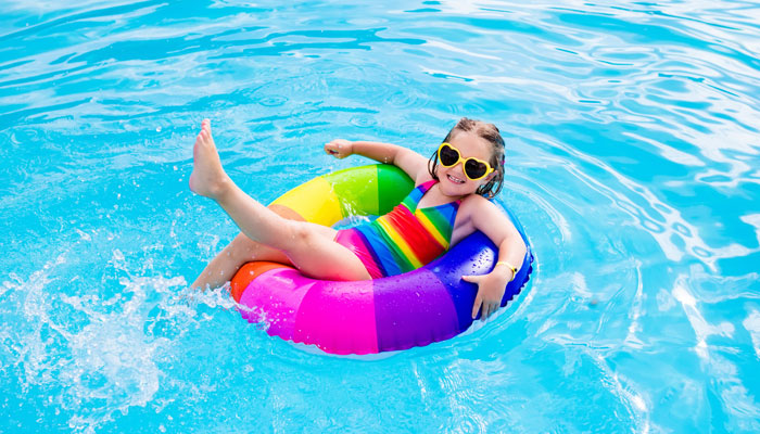 Pool Recreation: More Reasons To Lounge Around