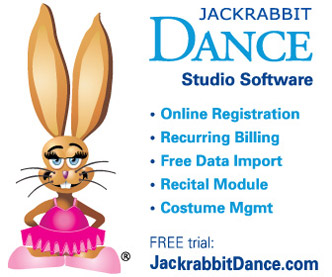 Jackrabbit Dance Software
