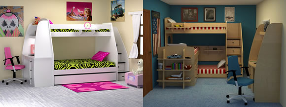 berg furniture for children