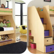 Berg Furniture Children's Furniture Lines: Options and Space Savings, Galore