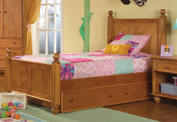 Rockport Panel Bed