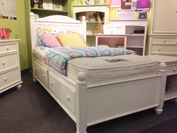Rockport Storage Bed
