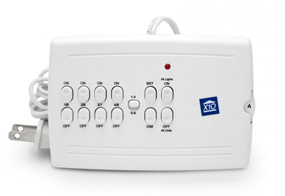 X10 MC10A White Plug-in Mini Controller