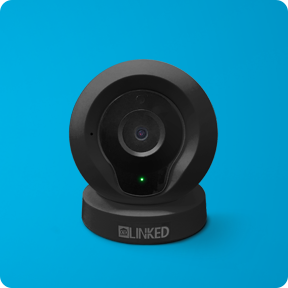 x10 LQ2 HD WiFi Ball Video Camera in Black