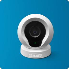 x10 LQ2 HD WiFi Ball Video Camera in White